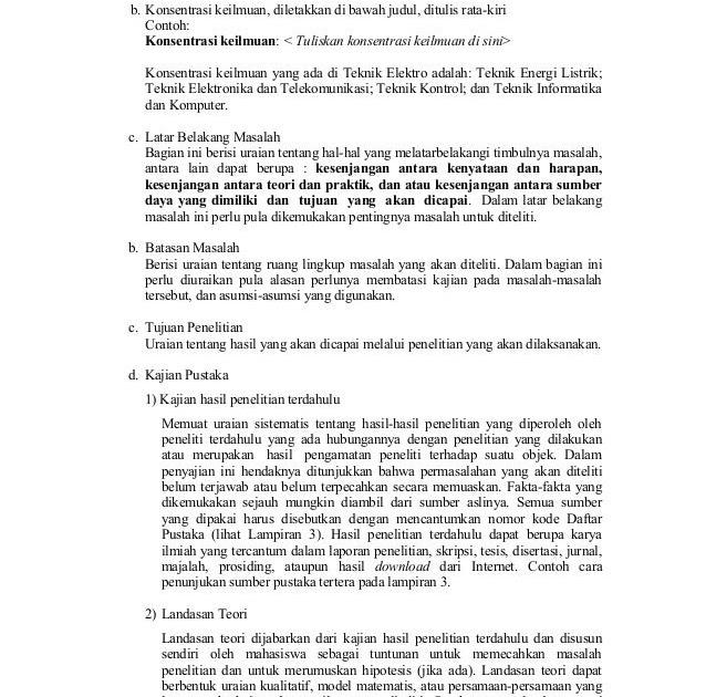 Judul Skripsi Elektro Telekomunikasi Informasi Tweetcore