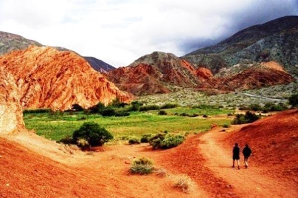 perierga.gr - Cerro de los Siete Colores: Ο λόφος με τα επτά χρώματα!