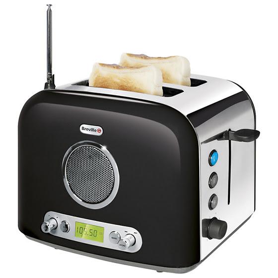 Breville Radio Toaster Radio