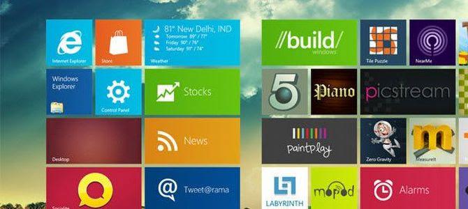 Windows 8'de değişen 5 önemli şey