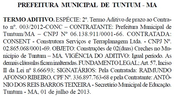 Prefeitura de Tuntum