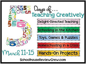 5 days of teaching creatively banner