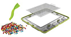 Perler Beads I-Pegboard Tablet Accessory Starter Kit