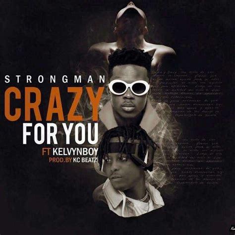 strongman cry   ft kelvyn boy instrumental prod