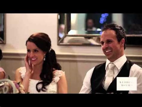 WATCH This Best Man Turn Six Songs into an Emotional