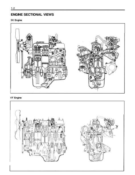 Toyota 02-6FD15 Forklift Service Repair Manual