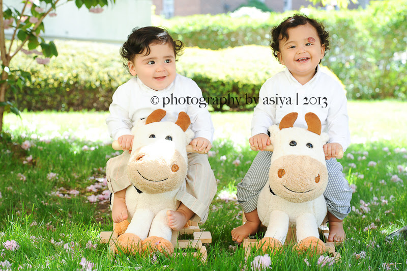 One Year Old Twin Brothers Yonkers Ny