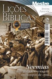 Lições Bíblicas CPAD - 4º Trimestre de 2011
