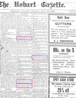 1911 local drifts