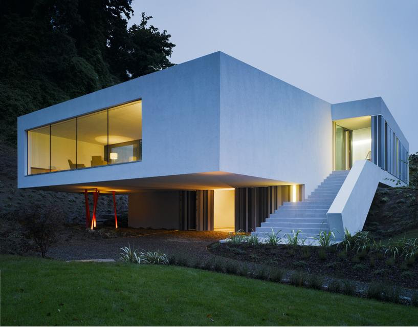 Contemoporary Property   Architecture Style