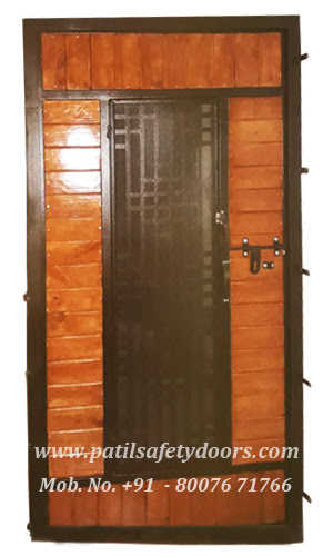 Safety Doors Metal Safety Doors Manufacturer Supplier Pune India