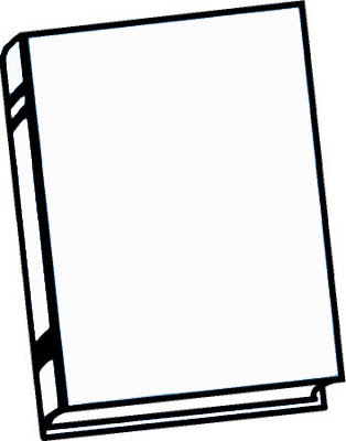 Blank book cover clip art – cbeo