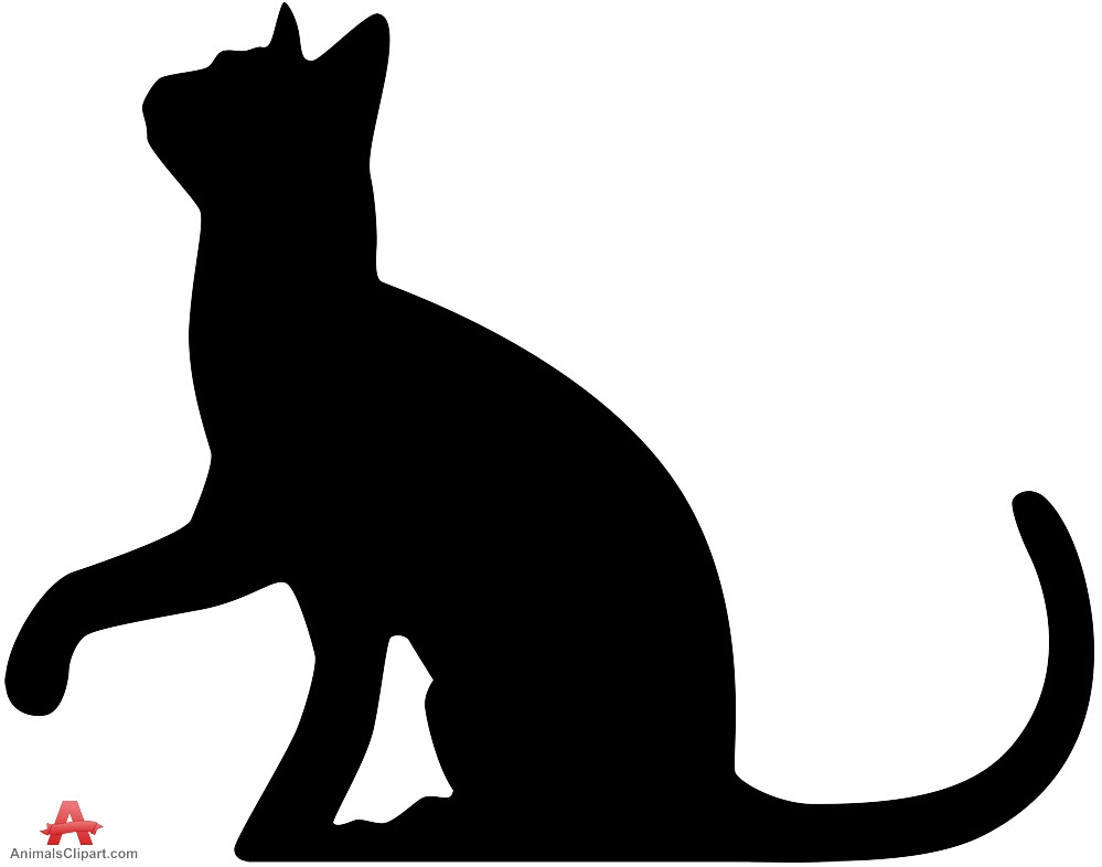 Download Cat Outline Cliparts | Free download on ClipArtMag