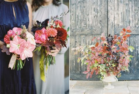 Elegant Fall Wedding Ideas   Once Wed
