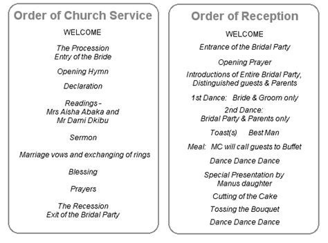 26 Images of Template Easter Church Order Of Service