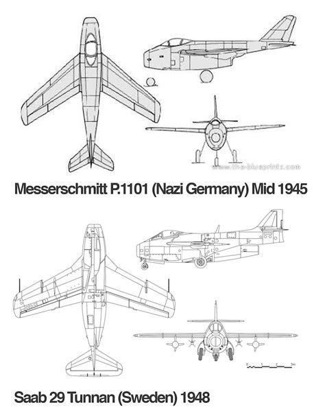 Saab 29 Tunnan | Plane-Encyclopedia