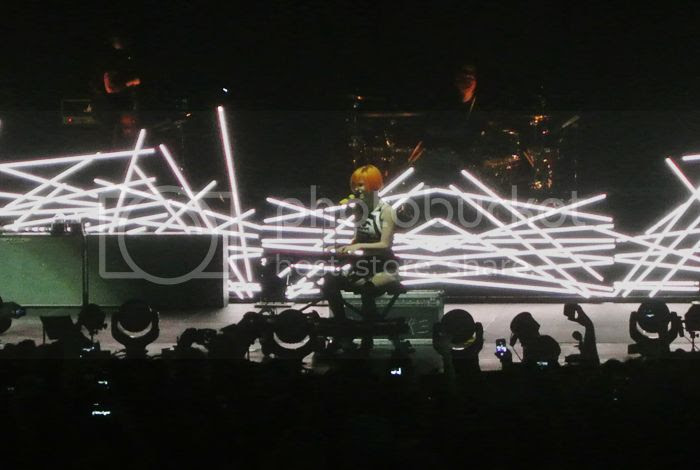Paramore: Live at Air Canada Centre | CIRCUITS OF FEVER