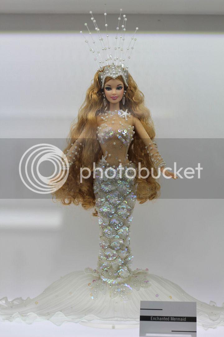 Barbie Expo montreal canada barbie dolls limited edition sanrio designer tarina tarantino louboutin tokidoki bob mackie