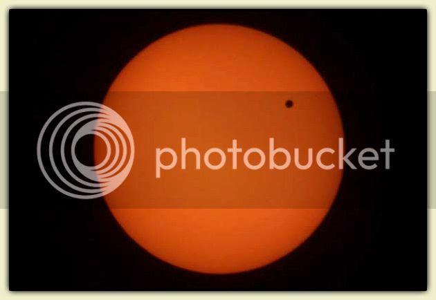 Transit of Venus 2004