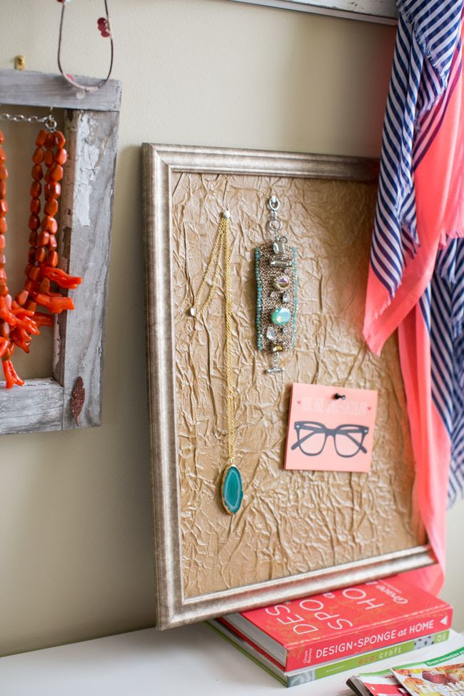 DIY Paper Bag Frame Matting | Henry Happened