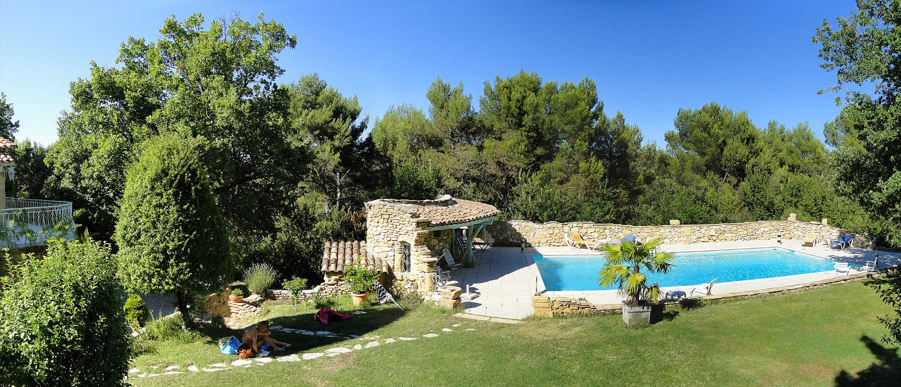 Guest House Near Aix En Provence Le Mas Des Chenes