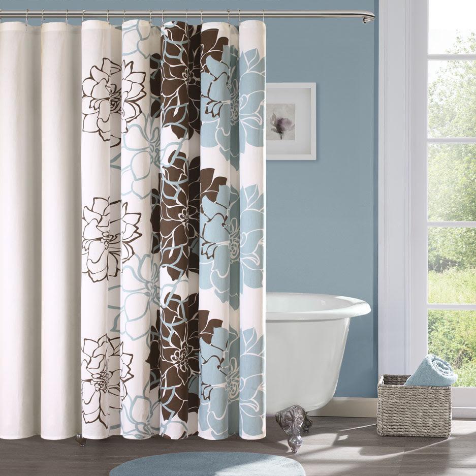 Shower Curtains ~ Dream Bathrooms Ideas