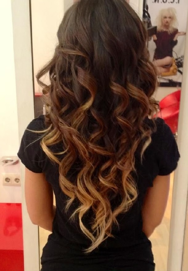 Hottest Ombre Hair Color Ideas - Trendy Ombre Hairstyles 11 ...