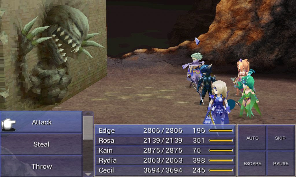 Baixar final fantasy IV the after years PC, final fantasy IV the after years PC Download, final fantasy IV the after years PC completo via torrent