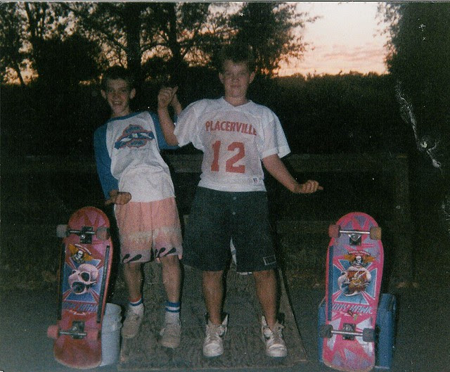Ty and Russ 1988