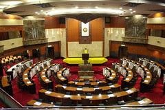 HDR- Selangor State Legislative Assembly Hall by Belakios a.k.a. Naz