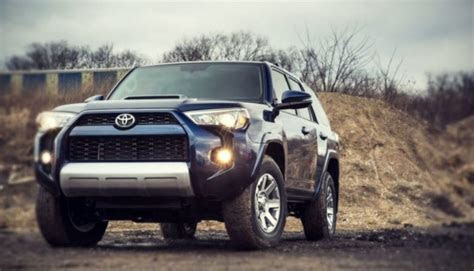 Best 2020 Toyota 4runner Trd Pro Features