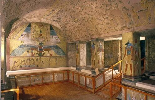 Гробница Таусерт и Сетнахт