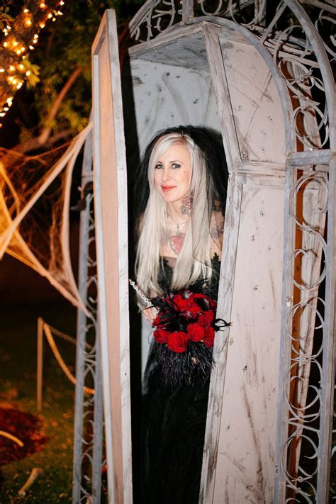 Wedding Rescue: Spooky Scary Halloween Wedding at The