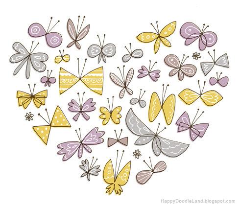 Butterflies - Subdued Version