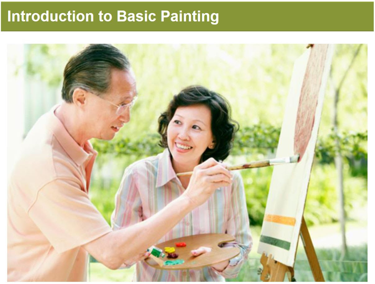 Introduction to Basic Painting - C3A