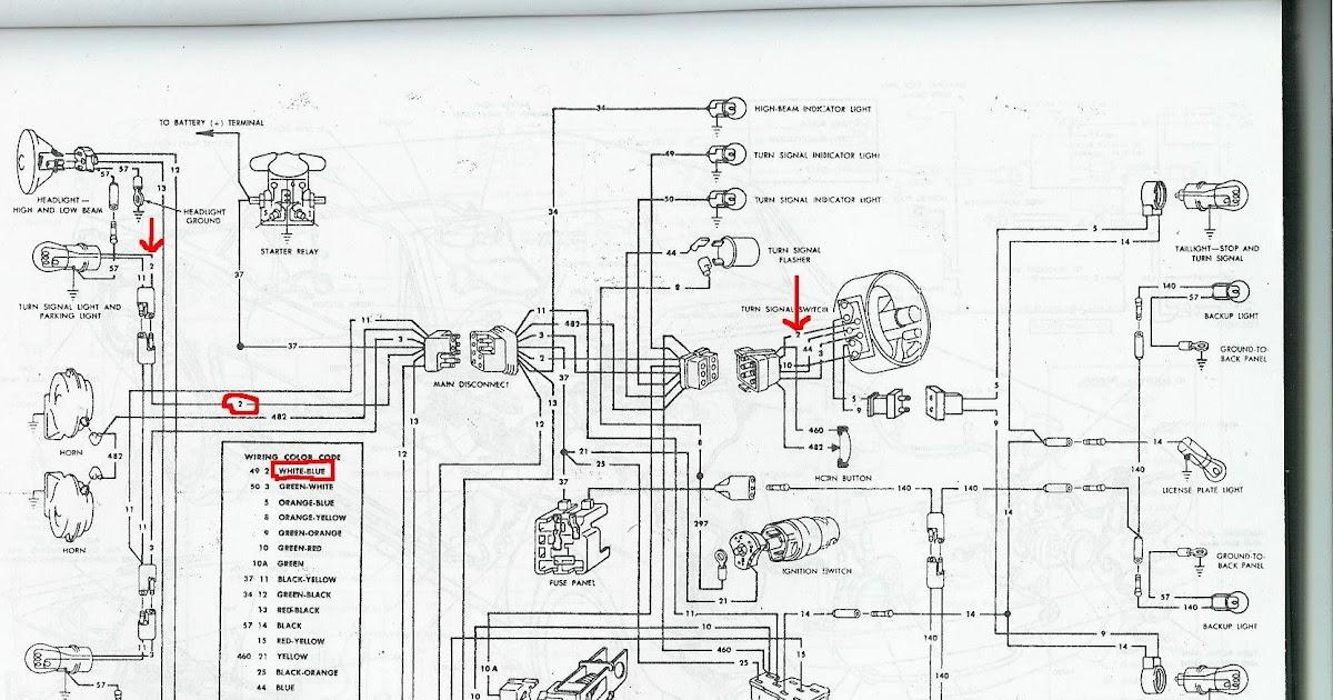 Firebird Wire Harnes Schematic 19994
