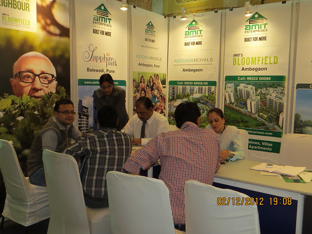 www.amitenterprises.com - The Times Property Showcase - 1st & 2nd December 2012
