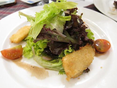 tourne salad