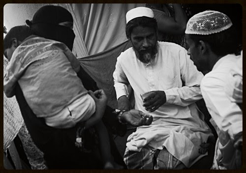 Will The Muslim Beggars Life Change With A Few Coins ,, by firoze shakir photographerno1