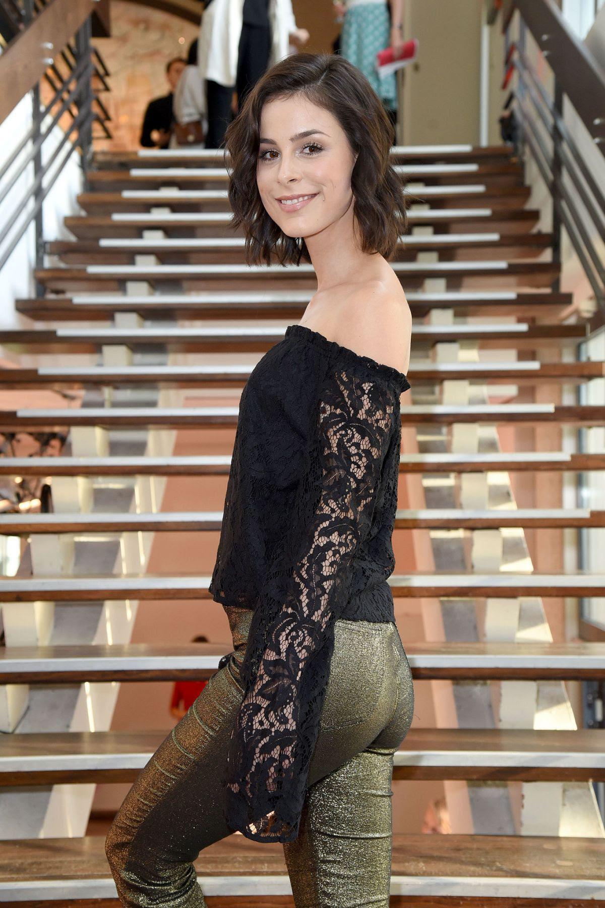LENA MEYER-LANDRUT at 25 Years of DKMS in Berlin 05/27/2016