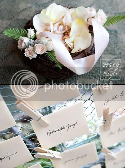 Bloom Room florist flower basket