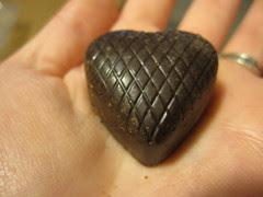 Heart Truffle