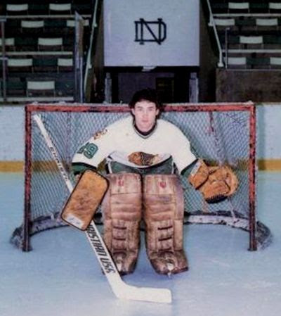 Ed Belfour Fighting Sioux