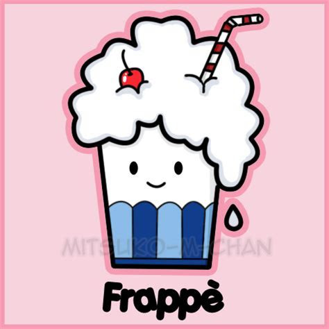 Kawaii Frappe by Mitsuko m Chan on DeviantArt