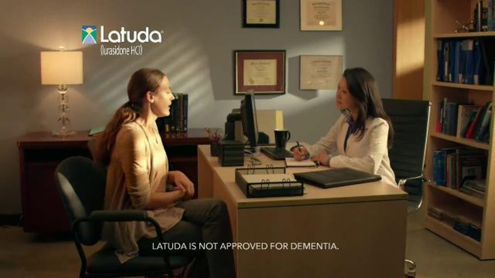 Latuda TV Spot, 'Bipolar Depression' - iSpot.tv
