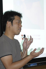 岡崎 隆之さん, BOF B-1 エンジニアのためのキャッチコピーの作り方, JJUG Cross Community Conference 2008 Fall