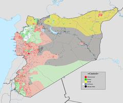Syrian Civil War Wikipedia