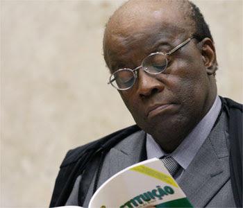 Barbosa ressaltou, porém, que parte dos juízes consegue agir independentemente de influências políticas (Fellipe Sampaio/SCO/STF )