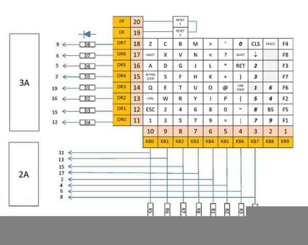 Diagram Usb Keyboard Wiring Diagram Full Version Hd Quality Wiring Diagram Diagramofmril Museocasaporcusatta It