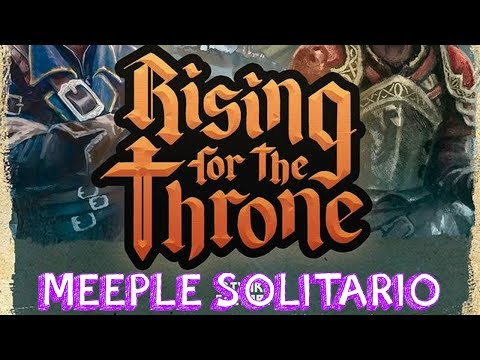 Rising for the Throne | Reseña